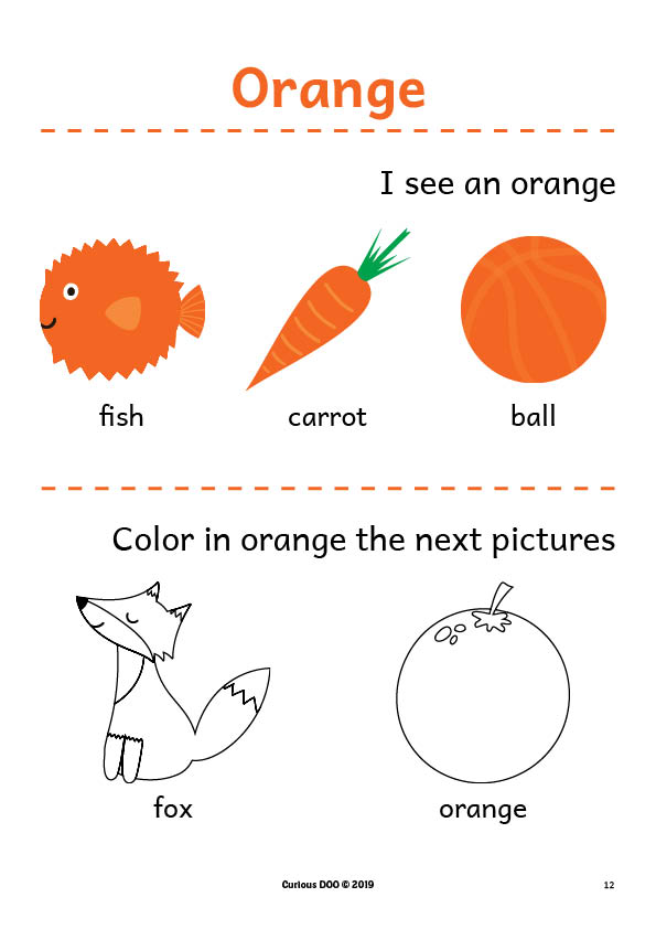 Learning colors is fun p.12